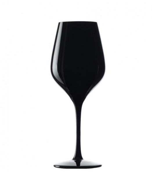 "Stielglas ""BLACK"", 350ml"