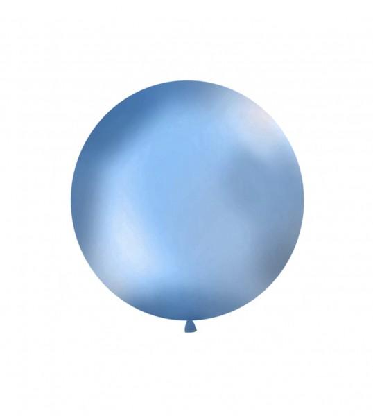XXL-Luftballon blau, Durchm. 1m (VERKAUF)