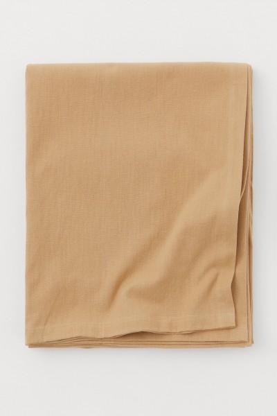 """Leinen-Tischdecke """"JOY CURRY"""" 130 x 230cm"""