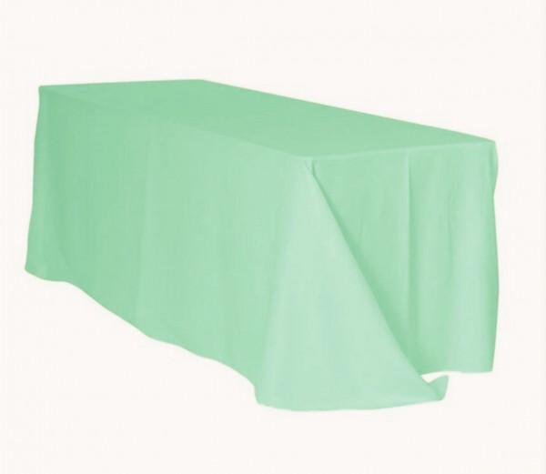 Tischdecke 225 x 390cm, grün