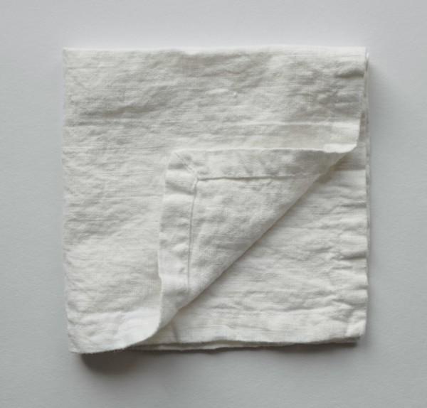 """Leinen-Serviette """"MARY IVORY"""", 50x50cm"""
