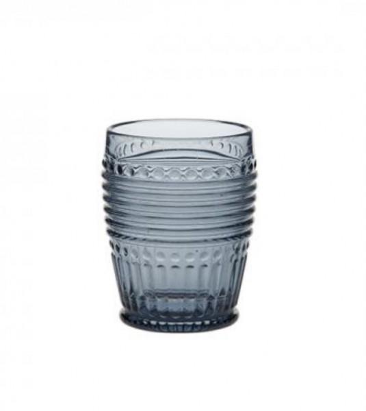 "Wasserglas ""LARA LIGHT BLUE"""