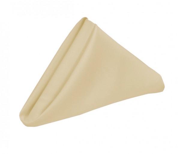 Serviette, 50x50cm, sand
