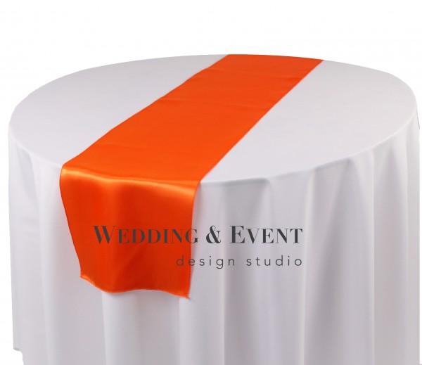 Tischläufer, orange