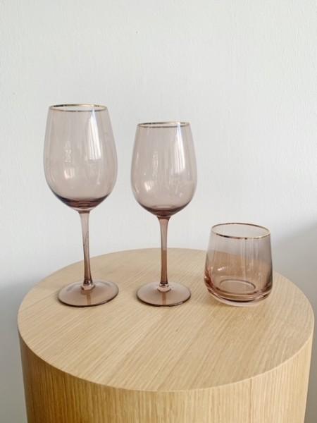 """Rotweinglas """"LIZ BROWN"""""""