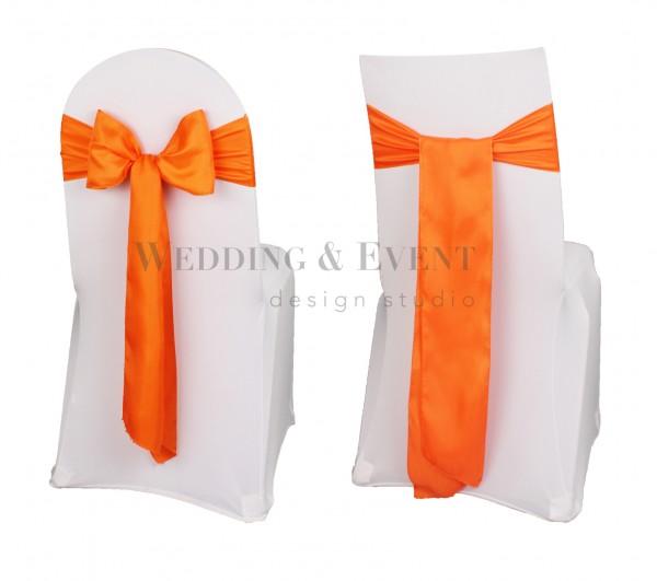 Stuhl-Schleife, orange