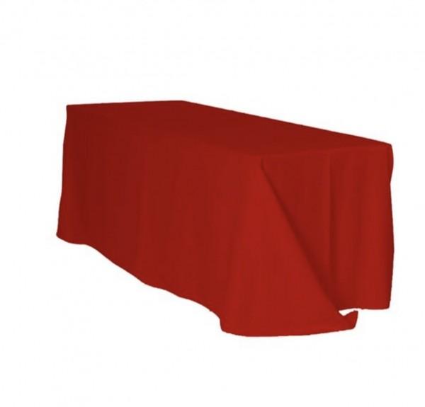 Tischdecke 225 x 390cm, rot