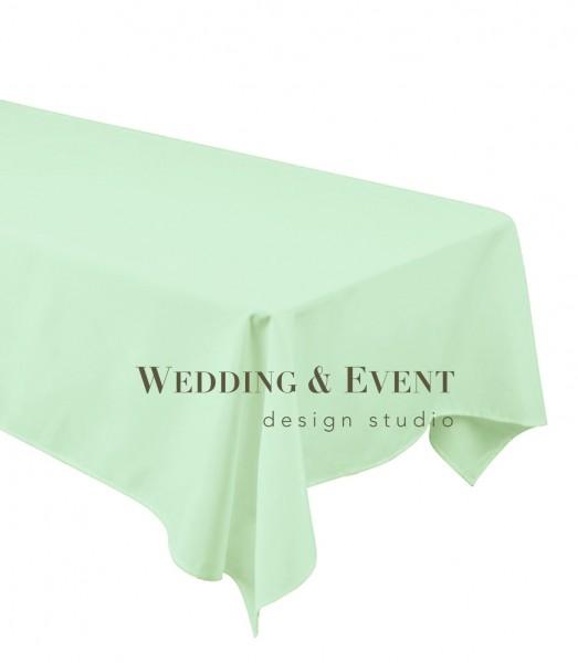 Tischdecke 130 x 220cm, grün