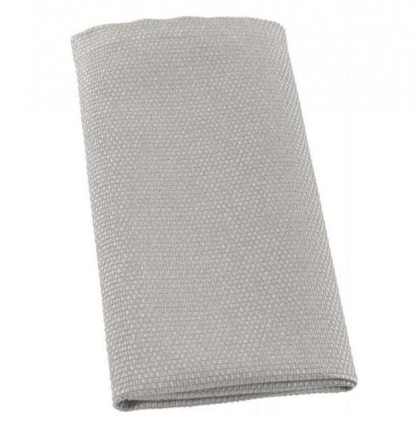 "Struktur-Serviette ""DUBAI"", 50x50cm, grau"
